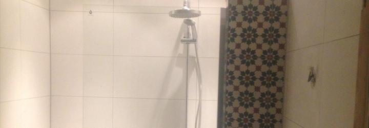 Complete vernieuwing badkamer